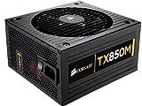 Corsair Enthusiast Series TX 850 Watt ATX/EPS Modular 80 PLUS Bronze (TX850M)