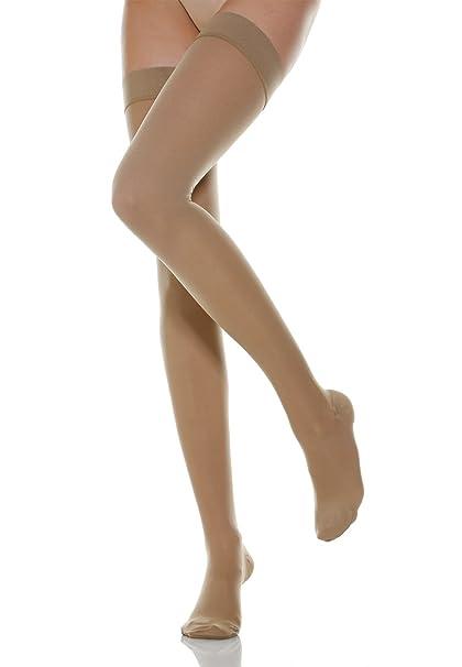 stile alla moda vendita economica meticolosi processi di tintura Relaxsan Basic 970 calze autoreggenti 280 den compressione graduata 22-27  mmHg