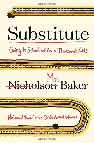 Counting Number worksheets future going to worksheets : Substitute: Going to School With a Thousand Kids: Nicholson Baker ...