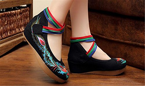 Chaussures Florales Chaussures Chinoises Florales Brod Brod Chaussures Florales Chinoises SBqHrRSw