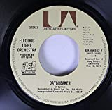 ELECTRIC LIGHT ORCHESTRA 45 RPM DAYBREAKER / SHOWDOWN