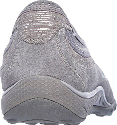 Skechers 23041 Breathe Easy Point Taken - Grey