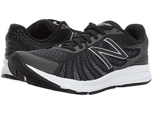障害拡声器利点(ニューバランス) New Balance レディースランニングシューズ?スニーカー?靴 Rush V3 Black/Thunder/White 8.5 (25.5cm) B - Medium