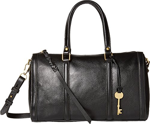 Fossil ZB7103001, Black, 21'' Shoulder Drop by Fossil