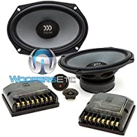 Morel Tempo Ultra 692 2-Way 6 x 9 Car Component Speaker System