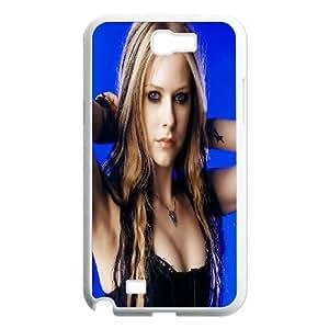 Custom Case Avril Lavigne For Samsung Galaxy Note 2 N7100 Y8J9Q2469