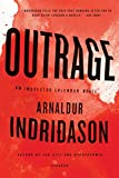 img - for Outrage: An Inspector Erlendur Novel (An Inspector Erlendur Series) book / textbook / text book
