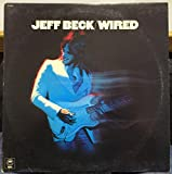 Jeff Beck Wired vinyl record