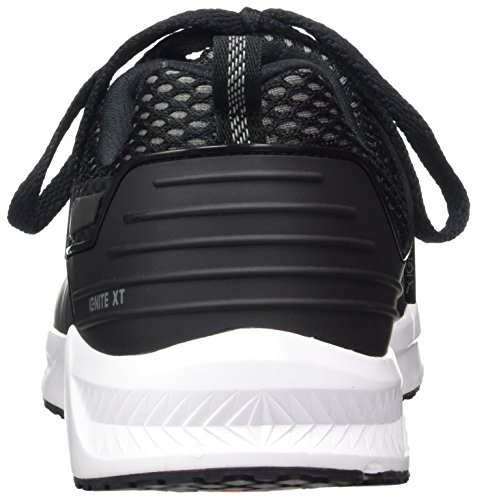 02 puma Mesh Indoor Puma Ignite White Black Scarpe Donna V2 puma Sportive Xt Wn's Nero waZ6x
