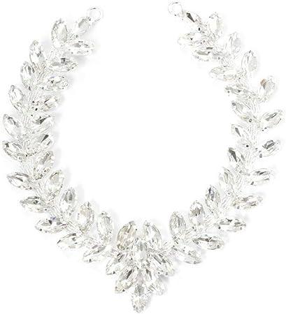 Motivo De Cristal Estrás Diamante Apliques de parches para Bricolaje Adorno Vestido
