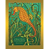 A Water World Colouring Book (Coloring Books)