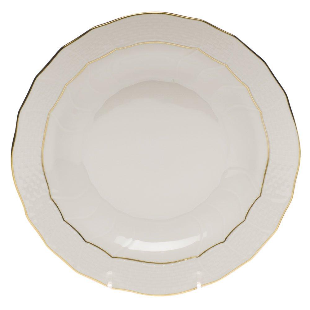 Herend Golden Edge Dessert Plate HDE-01520-0-00