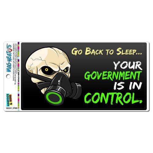 Back Sleep Government Control Refrigerator