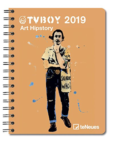 TV Boy 2019 Buchkalender Deluxe