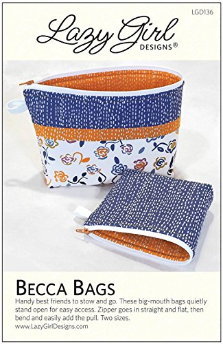 - Lazy Girl Designs Lgd136 Becca Bags Pattern