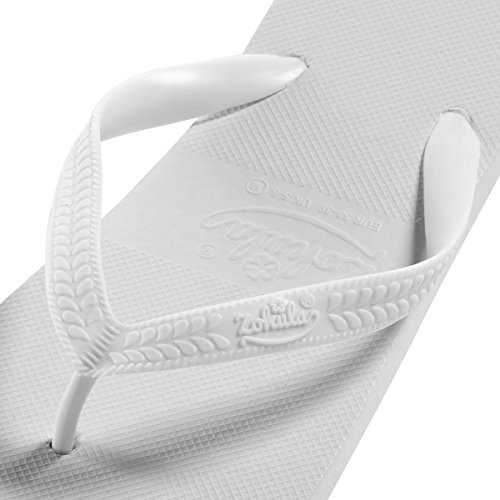 80 Bianco all'Ingrosso Infradito Originals Paia Zohula qvR1t6x