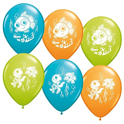 (Finding Nemo Printed 12in Latex Balloons)