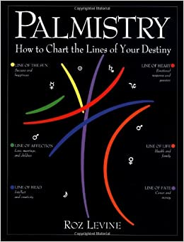 Image result for palmistry by roz levine
