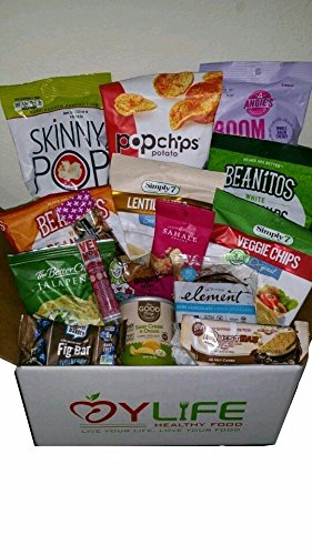 Gluten Free Snack Box (Gluten Free) Pack of 15 Review