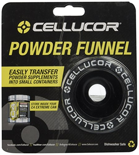 Cellucor- Powder Funnel (Drink Mixing Accessory)
