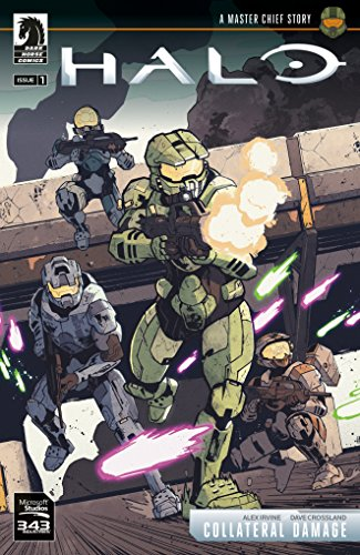 Pdf Graphic Novels Halo: Collateral Damage