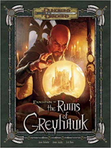 Book Expedition to the Ruins of Greyhawk: A DandD Adventure Supplement (Dungeons and Dragons)