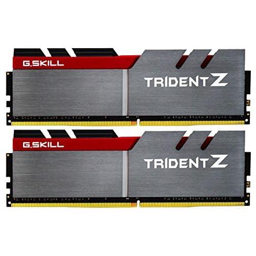 chollos oferta descuentos barato G Skill F4 3200C16D 16GTZ Módulo de Memoria DDR4 16 GB Color Gris