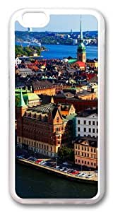 Stockholm Sweden Custom For Ipod Touch 4 Case Cover Hard shell Transparent