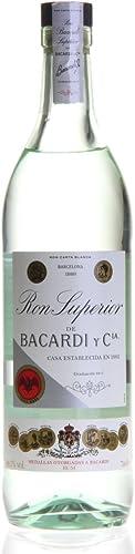 Bacardi Ron Heritage - 700 ml: Amazon.es: Alimentación y ...