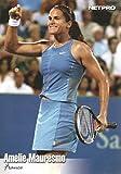 2003 NetPro Tennis #23 Amelie Mauresmo RC