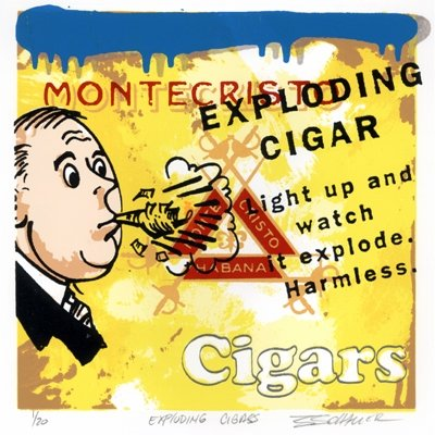 Exploding Cigar by