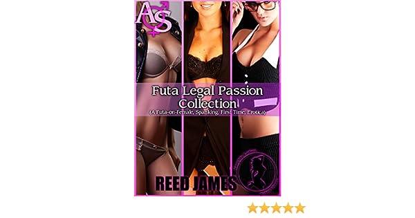Judicial Futa Passion (Futa Legal Passion 2): (A Futa-on-Female, Futa-on-Futa, Spanking Erotica)