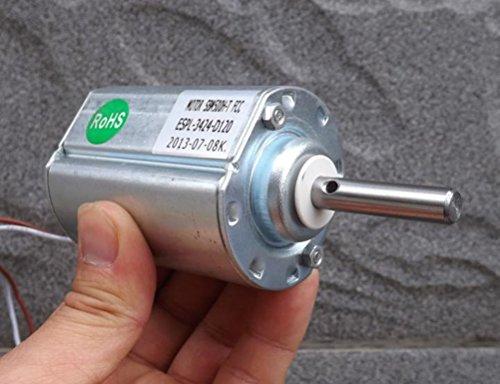 120V 2500rpm DC Motor Wind Turbine Generator Power Supply for DIY 55W - 55w Power Supply