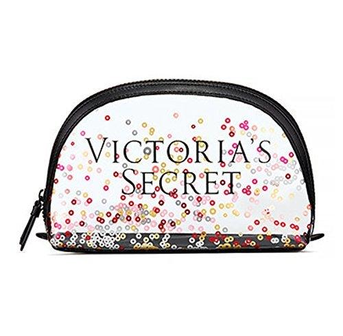 Victoria's Secret Sparkle Accessory Beauty Bag