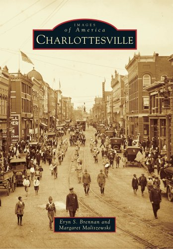Charlottesville (Images of America Series)