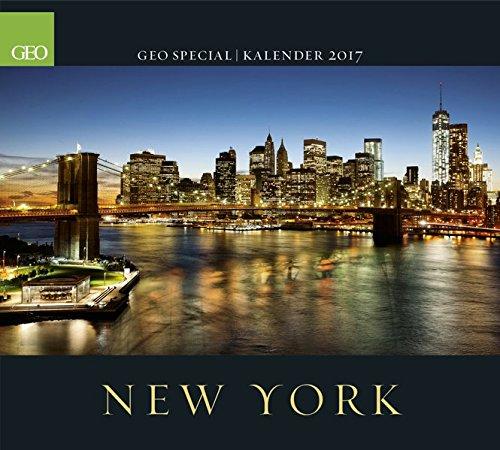GEO Special: New York 2017: Städtekalender