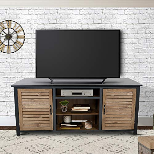 Corner Tv Stand Maple (Living Essential Timber Tahoe 73