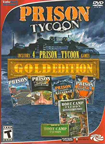Nordic Games Prison Tycoon Compilation (PC) (Tycoon Pc Games)
