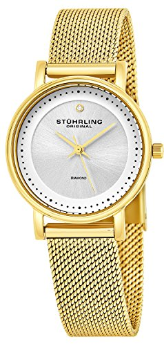Gold Plated Swiss Watch - 2