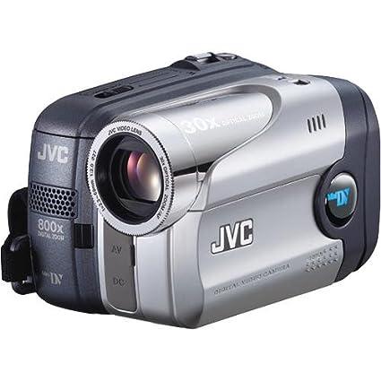 amazon com jvc gr da30us minidv camcorder with 30x optical zoom rh amazon com jvc gr-d850 manual JVC Everio Gz