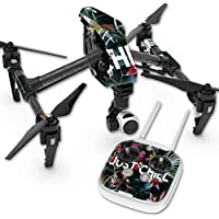 MightySkins Skin For DJI Inspire 1 Quadcopter Drone – Just Chill Protective, Durable, and Unique Vinyl Decal wrap cover | Easy To Apply, Remove, and Change Styles | Made in the USA