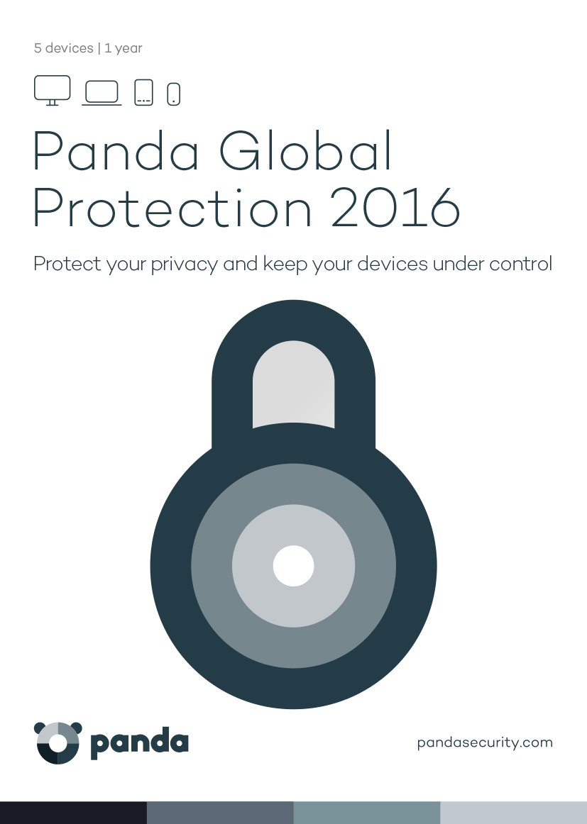 Panda Global Protection 2016 Unlimited - Software De Seguridad, Dispositivos Ilimiatados, 1 año: Amazon.es: Software