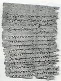 Oxyrhynchus Papyri 9780901212948