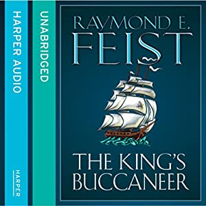 The King's Buccaneer Audiobook