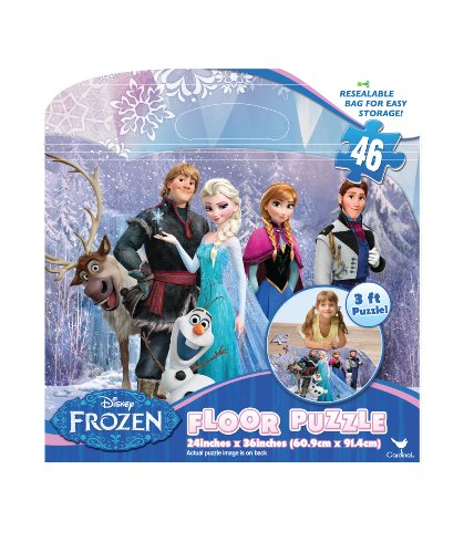 Frozen 6030294 Floor Puzzles 46 Piece