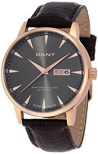 GANT watch Quartz Calendar (Day-Date) W10705 Men