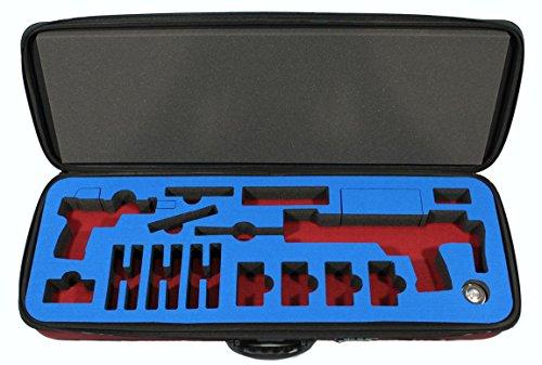 Peak Case Kel-Tec PMR-30 & CMR-30 Ultralight Hard Case (Kel Tec Pmr 30 Red Dot Sight)