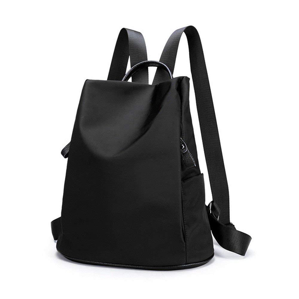 Willsego Rucksack Rucksack Rucksack Student Mode Oxford Tasche für Frauen Rucksack (Farbe   Schwarz, Größe   31X31X14CM) B07L9RFDXR Rucksackhandtaschen Einfach 6365e1
