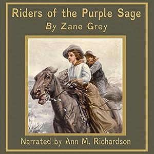 Riders of the Purple Sage Audiobook