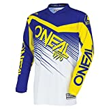 O'Neal 0006-502 Youth Element Racewear Jersey (Blue/Yellow, Small)